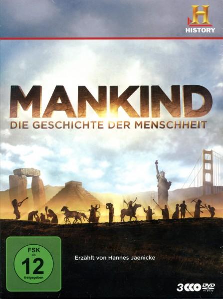 Die Geschichte der Menschheit