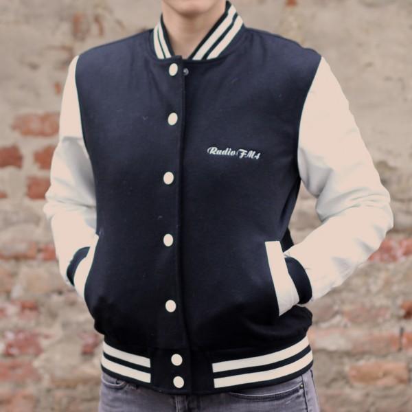 FM4 College Jacke – Limited Edition (Damen)