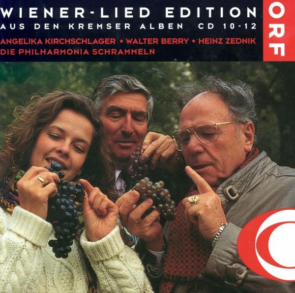 Wiener-Lied Edition: Folge 10-12