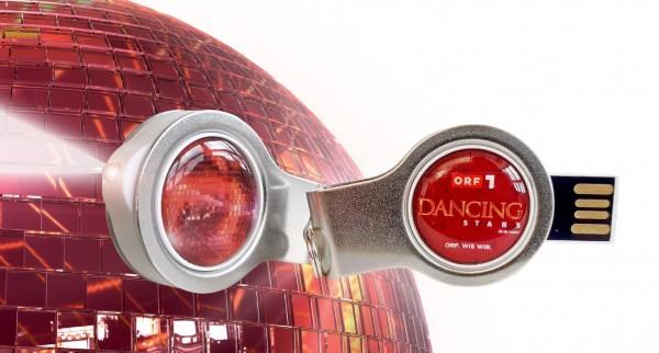 Dancing Stars: USB-Stick 8GB