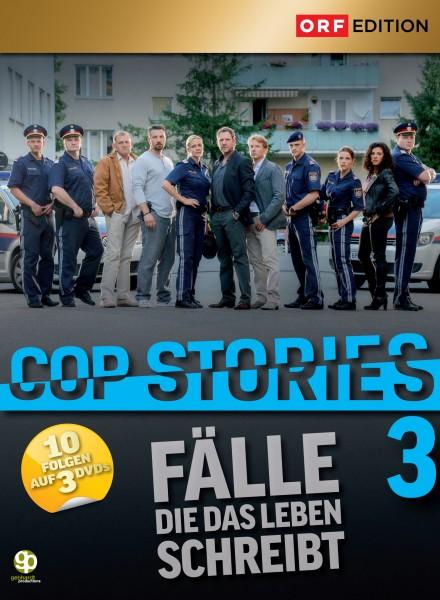 Cop Stories 3. Staffel