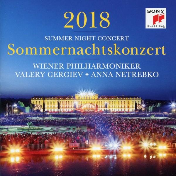 Sommernachtskonzert Schönbrunn 2018 CD