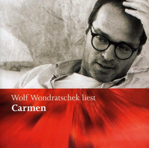 Wolf Wondratschek liest Carmen