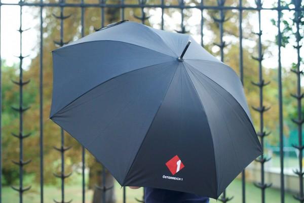 Ö1 Regenschirm