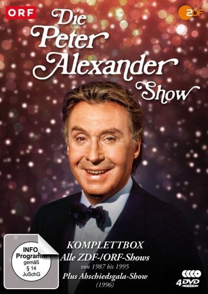 "Peter Alexander: Die ""ZDF & ORF Shows"" Komplettbox"