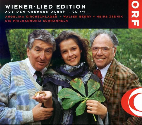 Wiener -Lied Edition: Folge 7-9