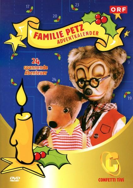 Familie Petz - Adventkalender