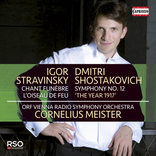 Dmitri Schostakowitsch/Igor Stravinsky