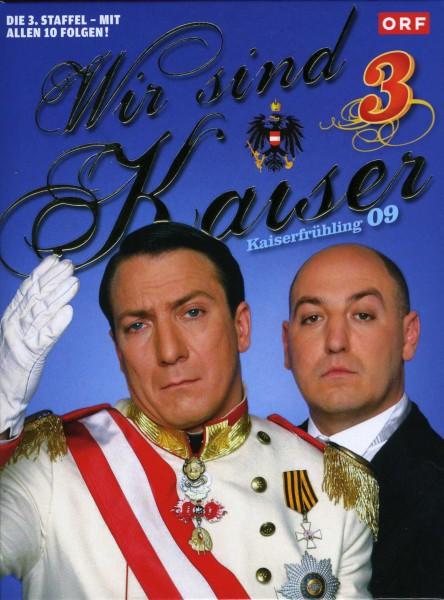 Wir sind Kaiser - 3. Staffel