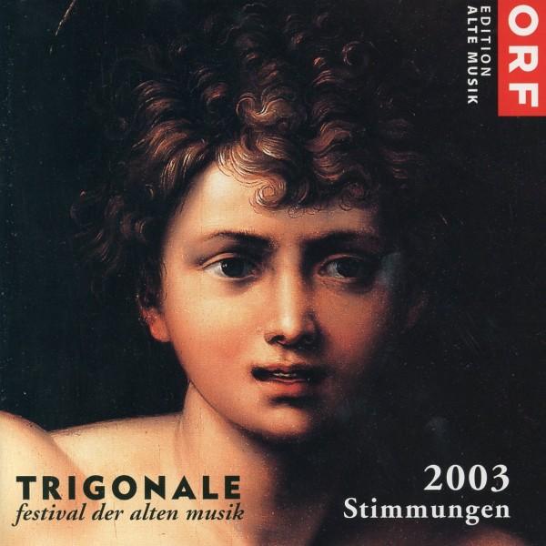 Trigonale 2003