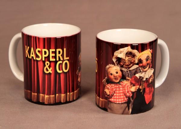 """Häferl """"Kasperl & Co"""""""