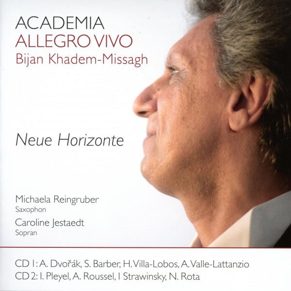 Academia Allegro Vivo: Neue Horizonte