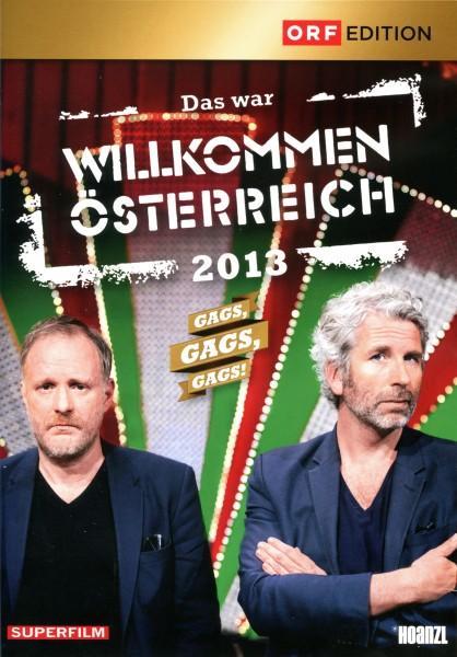 Willkommen Österreich 2013