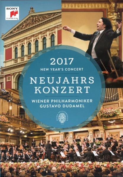 Neujahrskonzert 2017 DVD