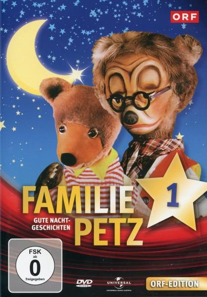 Familie Petz - Gute Nacht Geschichten Nr.1