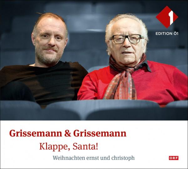 Ernst & Christoph Grissemann: Klappe, Santa!