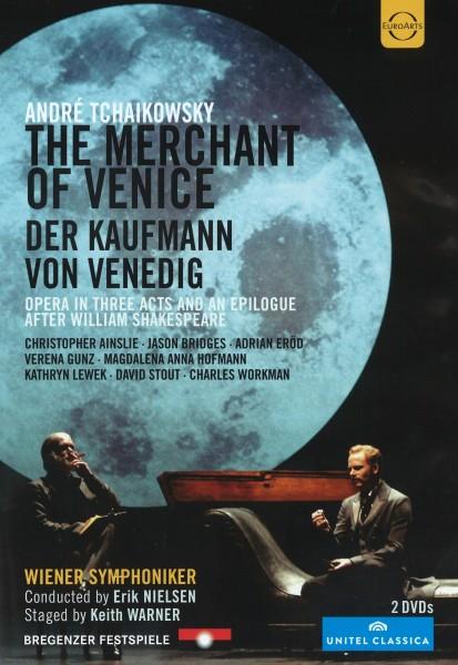 Andre Tchaikowsky: Der Kaufmann von Venedig