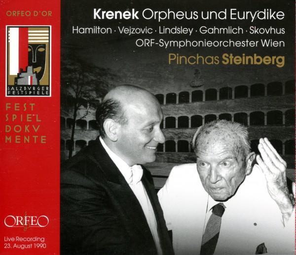 Ernst Krenek: Orpheus und Eurydice