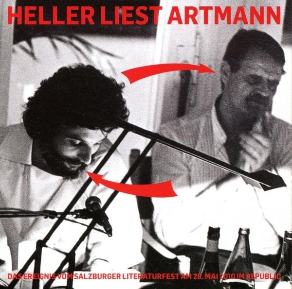 Heller liest Artmann