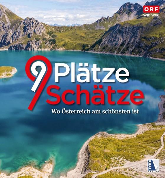 9 Plätze 9 Schätze: Wo Österreich am schönsten ist