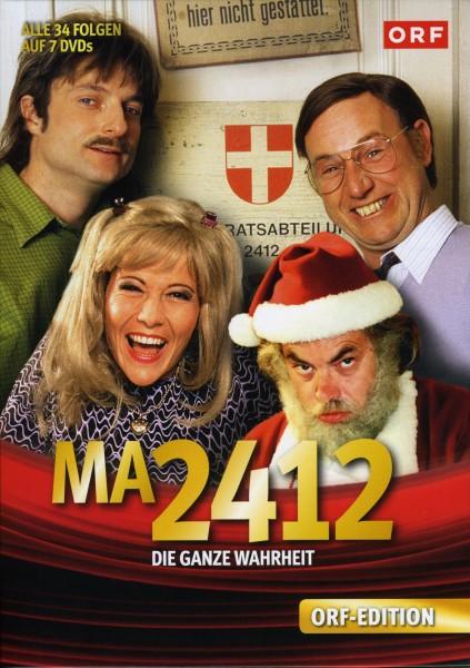 MA 2412 - Der komplette Akt