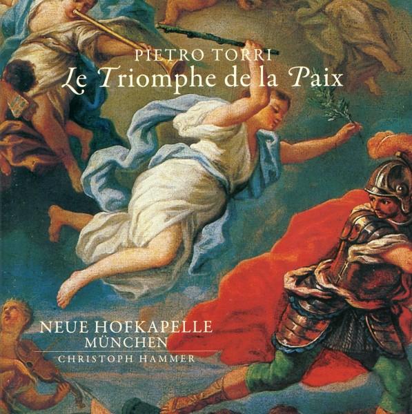 Pietro Torri - Le Triomphe de la Paix