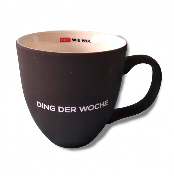 """""""Ding der Woche""""-Häferl"""