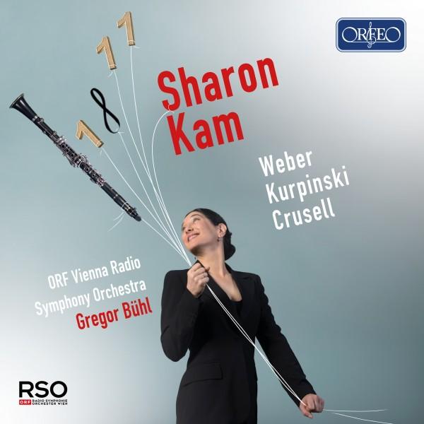 Sharon Kam: Klarinettenkonzerte