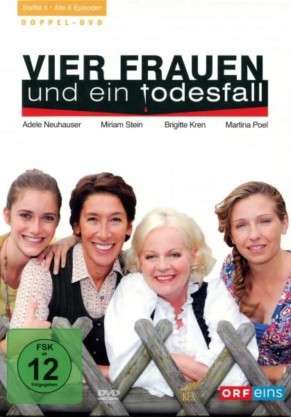 Vier Frauen und ein Todesfall - 5.Staffel