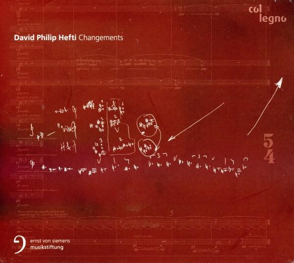 David Philip Hefti: Changements