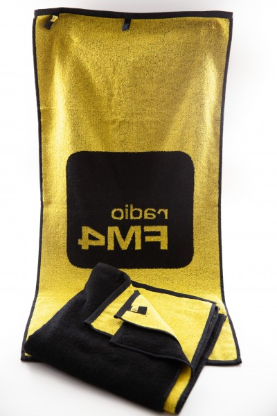 Package FM4 Badetuch & FM4 Handtuch