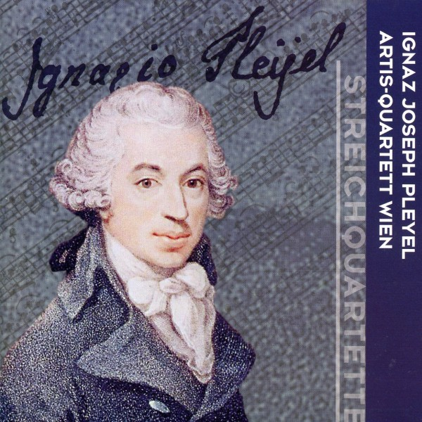 I.J. Pleyel - Streichquartette
