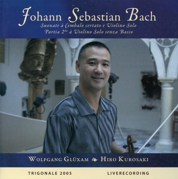 Johann Sebastian Bach - Violinsonaten