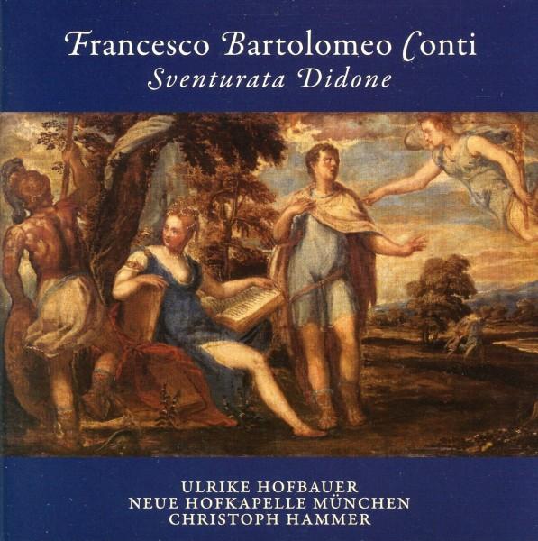 Francesco Bartolomeo Conti - Sventurata Didone