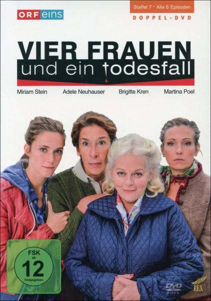 Vier Frauen und ein Todesfall - 7.Staffel