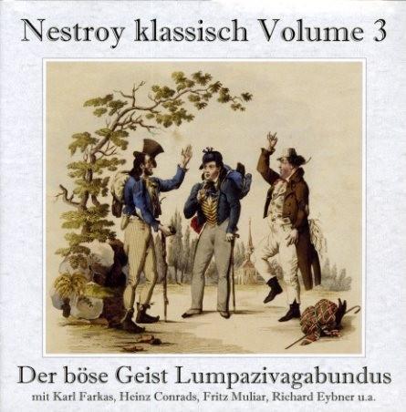 Nestroy klassisch Vol.3