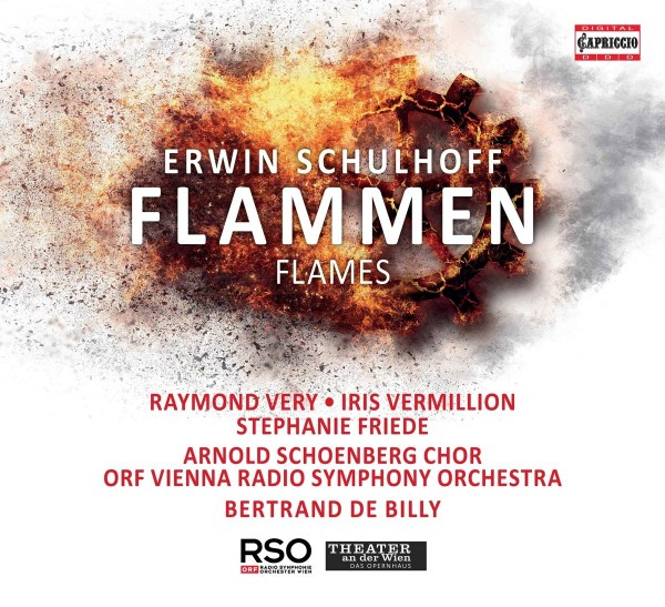 Erwin Schulhoff: Flammen