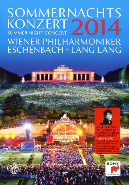 Sommernachtskonzert Schönbrunn 2014 DVD