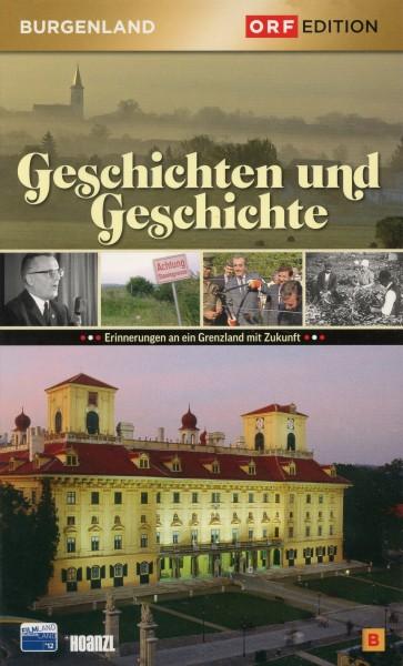 Edition Burgenland: Geschichten und Geschichte