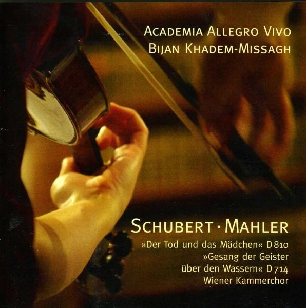 Academia Allegro Vivo: Schubert - Mahler