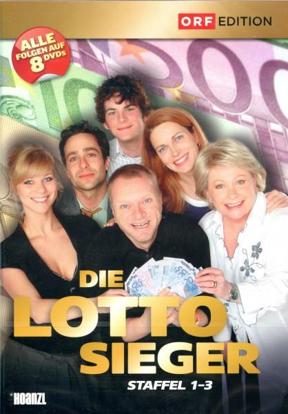 Die Lottosieger Staffel 1-3