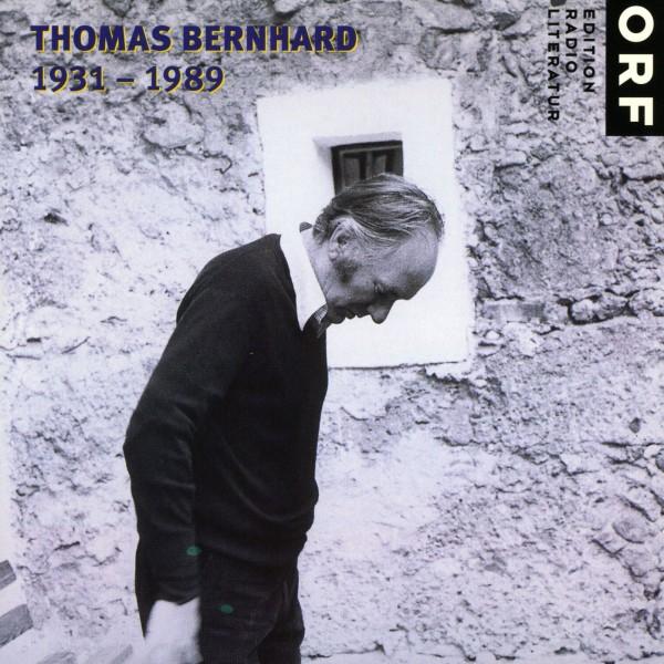 Thomas Bernhard 1931-1989