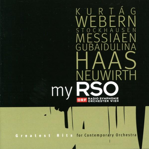 My RSO: 21/22 Webern, Haas...