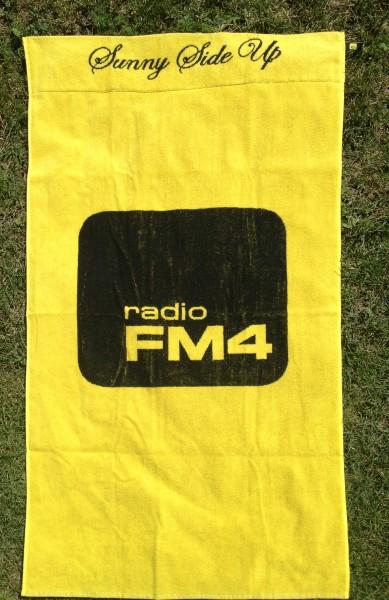 FM4 Badetuch