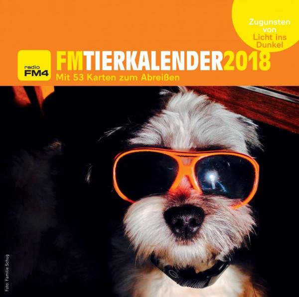 FM4Tierkalender 2018