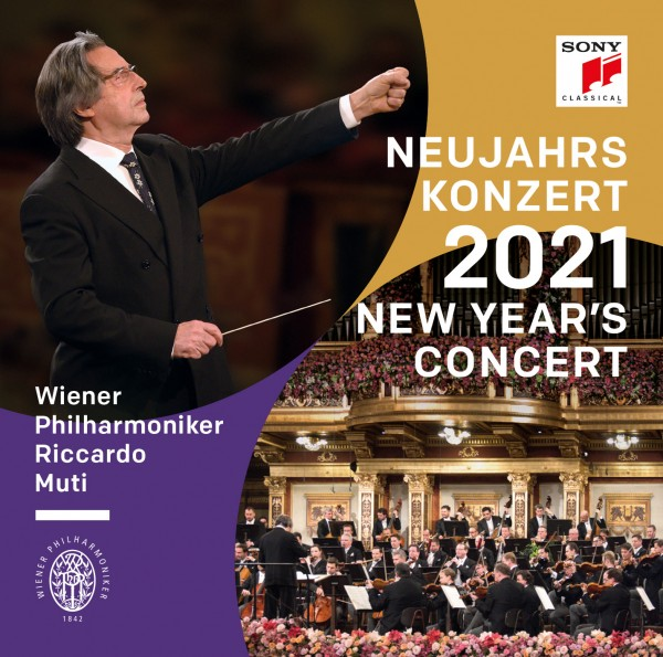 Neujahrskonzert 2021 CD