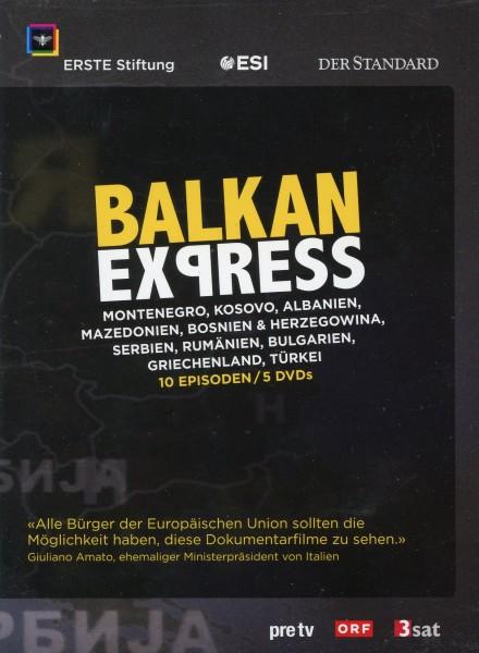 Balkan Express DVD 1-5
