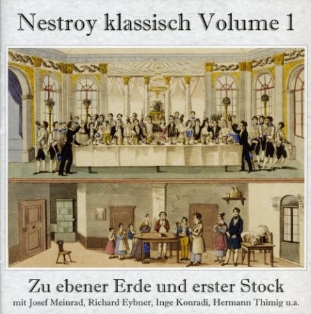 Nestroy klassisch Vol.1