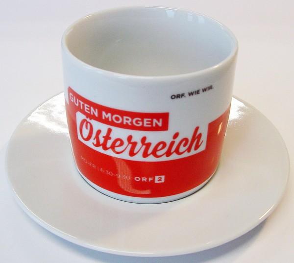 """ORF Häferl & Untertasse """"Guten Morgen Österreich"""""""