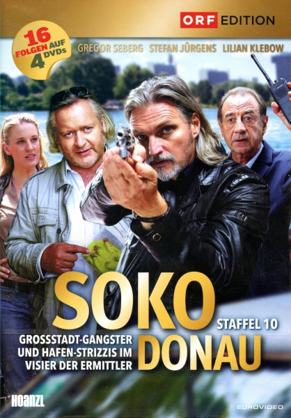 SOKO Donau: Staffel 10